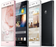 Huawei Ascend P6 Akkuwechsel