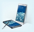 Samsung Galaxy Note Edge Kamera + Display