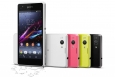 Sony Xperia Z1 Compact Backcover